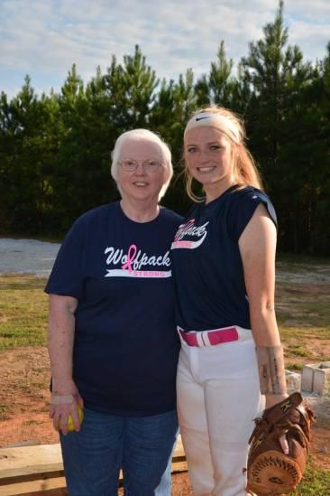 Anna Garren and her Grandmother.