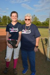 Lu Bell and her Grandmother.
