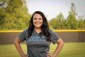 Alyssa Brumelow NPHS Softball
