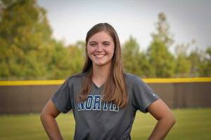 NPHS Varsity Softball Jill Dixon