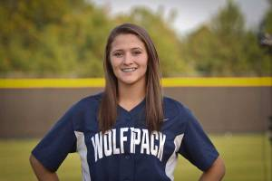 NPHS JV Softball Gloria May