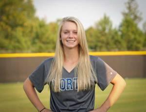 NPHS Varsity Softball Tori Nelson