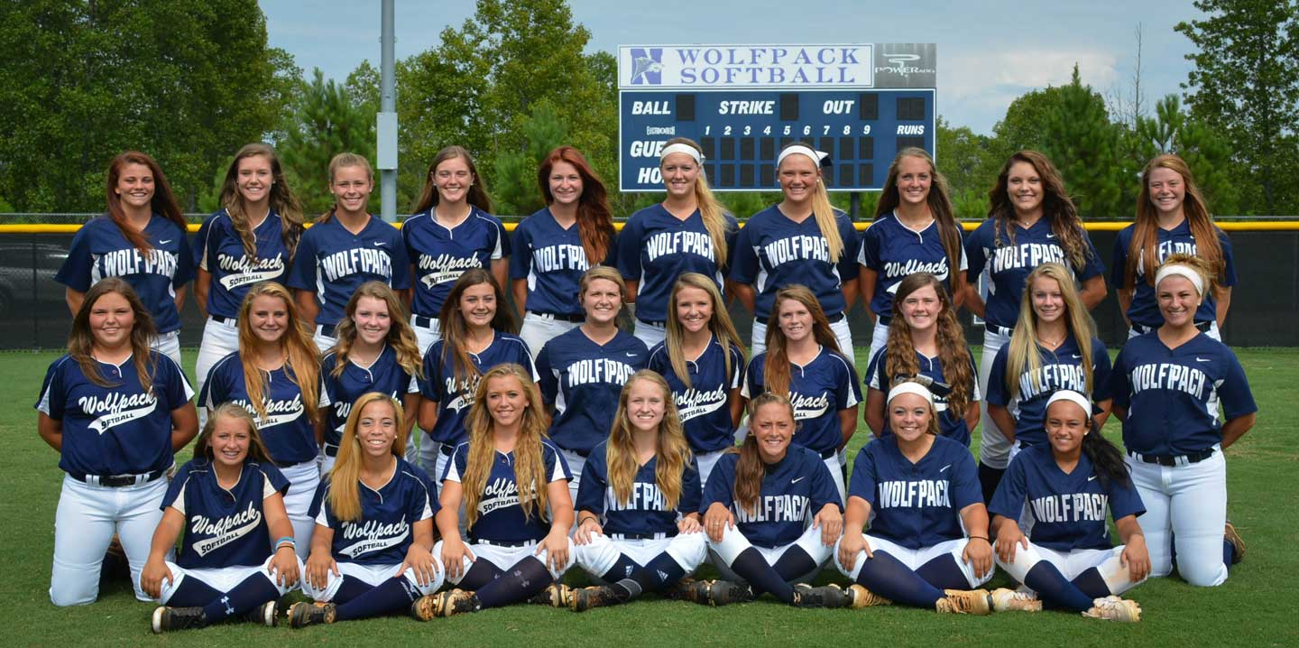 2015 NPHS Softball Teams