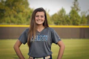 NPHS Varsity Softball Marisa Pierce