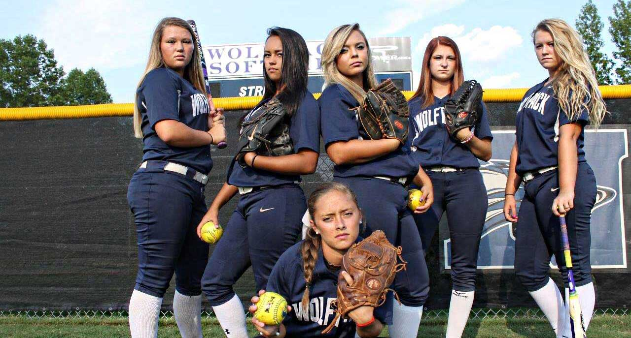 North Paulding Softball Seniors