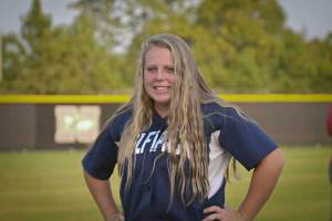 NPHS JV Softball Brook Walker