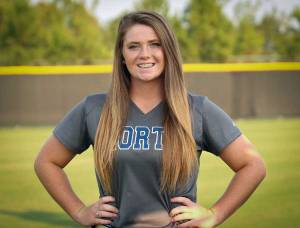NPHS Varsity Softball Loren Walker