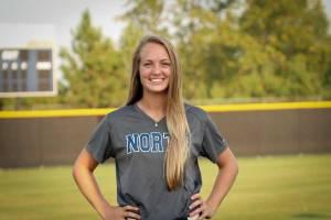 NPHS Varsity Softball Emma Wilson
