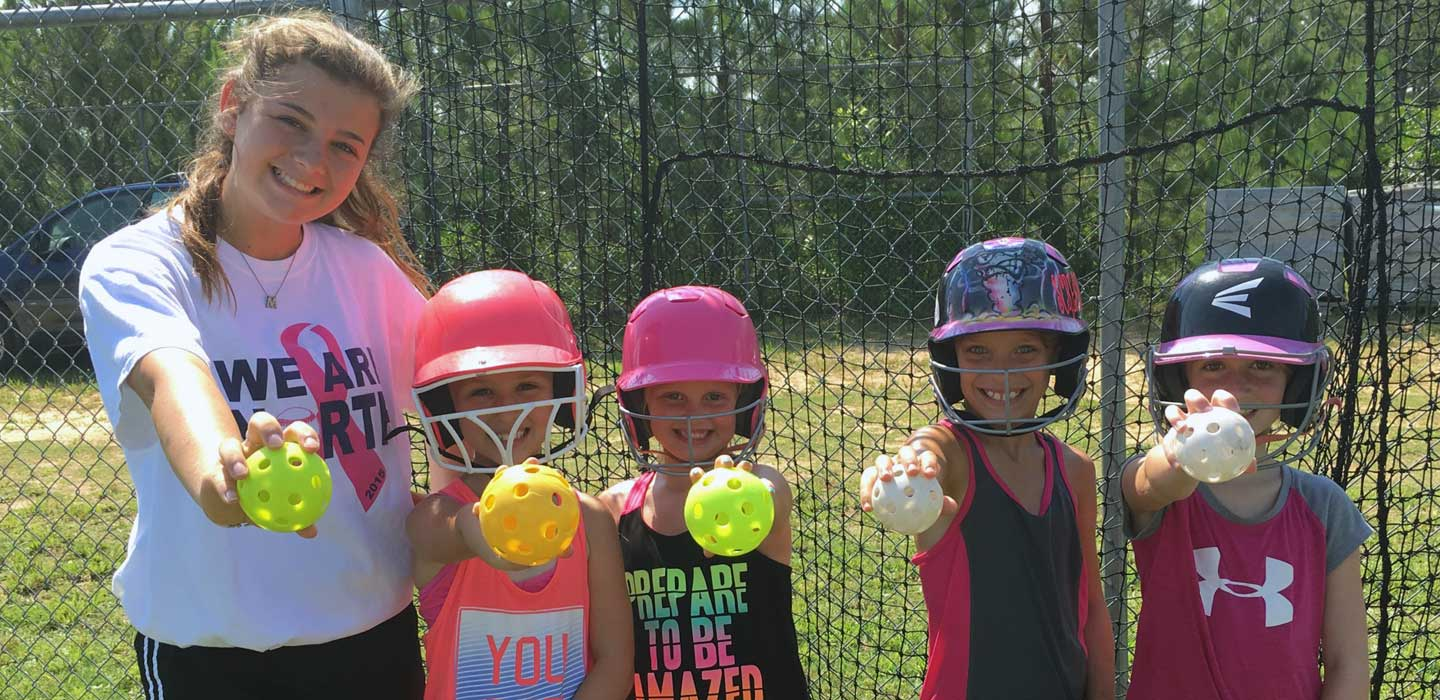 NPHS Softball summer camp