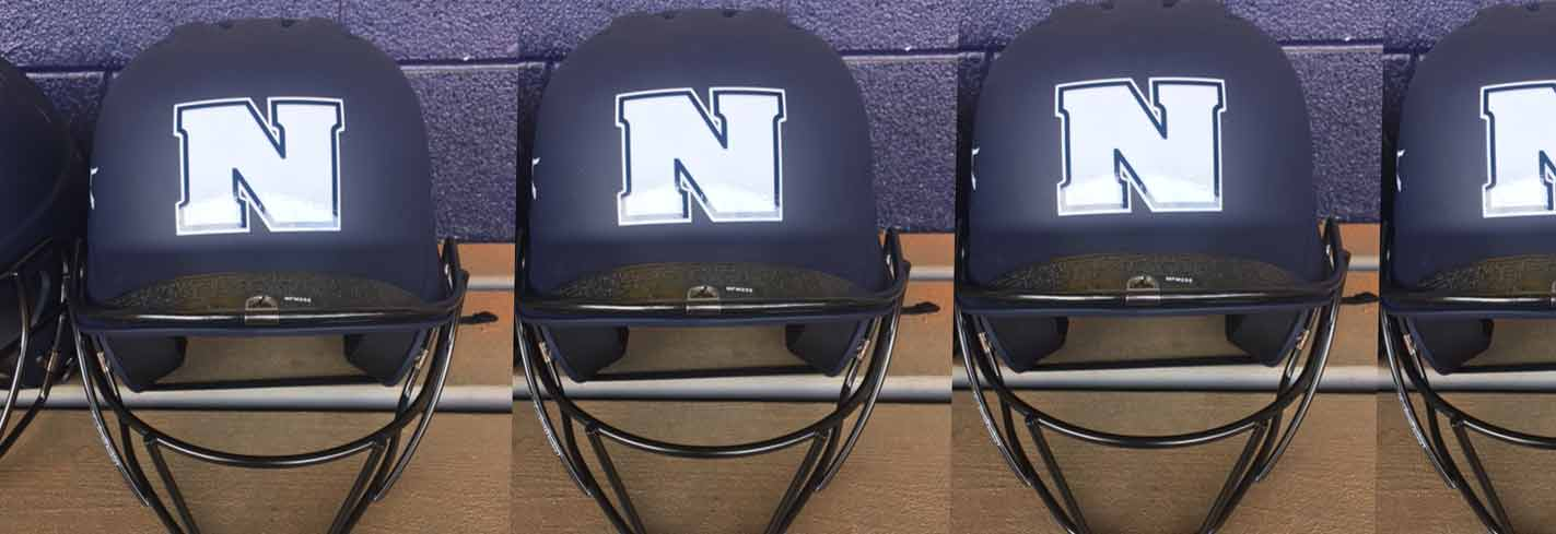 New helmets for NPHS softball team